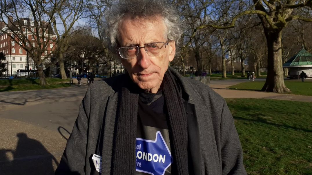⁣Piers Corbyn on Track and Trace as businesses open up on the 12th April