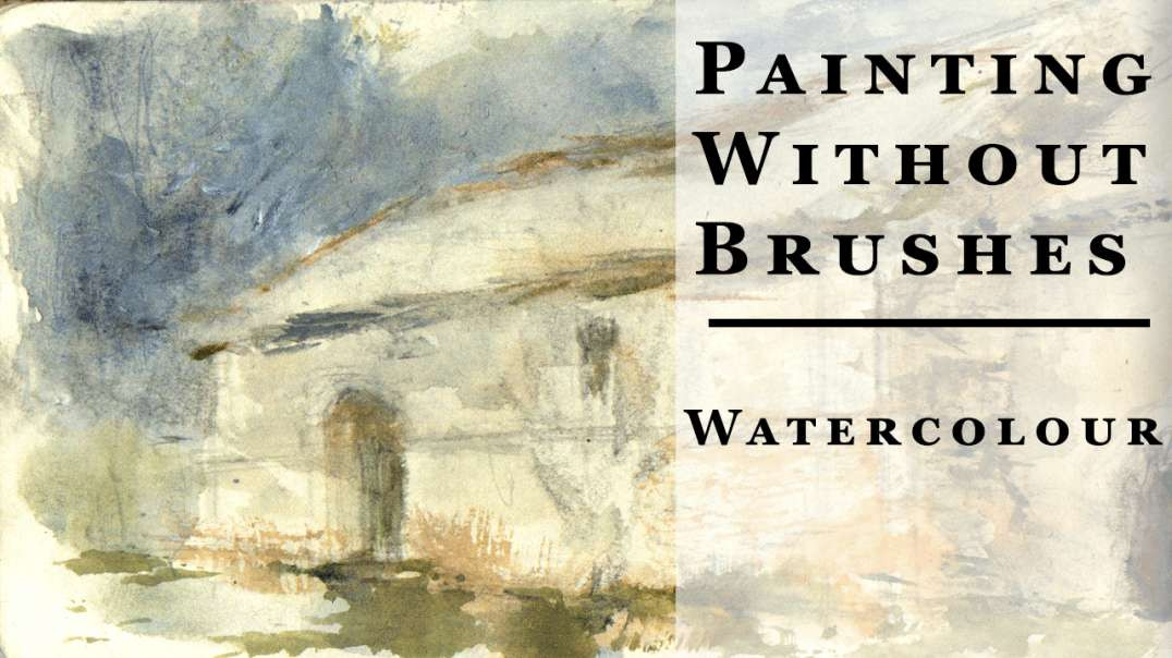 Paining Without Brushes - Accept no limits Plein Air