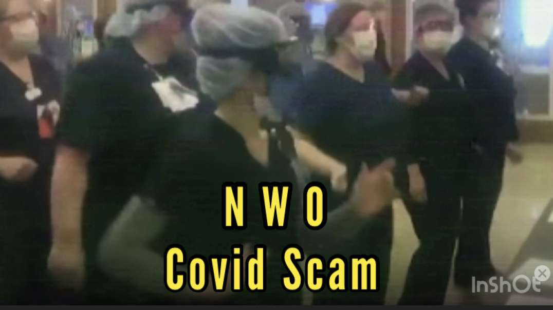 COVID - Global SCAM by NWO