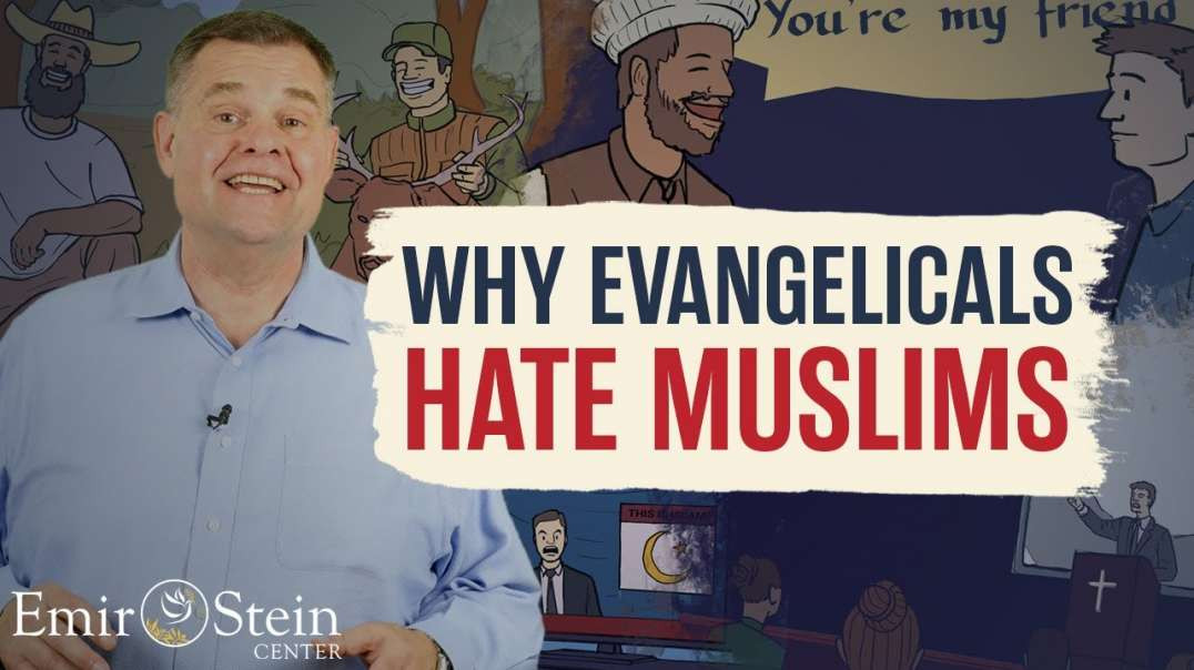 Why Evangelicals Hate Muslims: An Evangelical Minister's Perspective   Pastor Bob Roberts Jr.