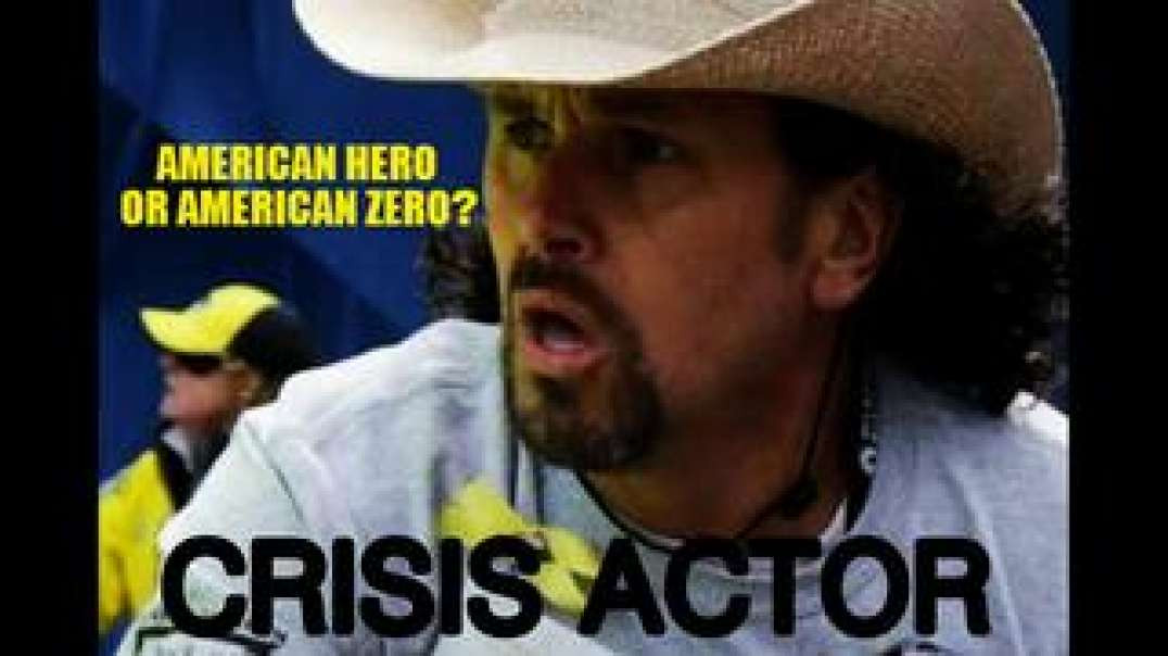 Carlos Arredondo crisis actor false flag Boston bombings