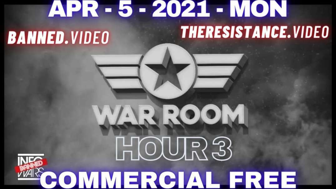 #WarRoom HR3: Vaccine Passports Will Usher New World Order For All Citizens Of Earth