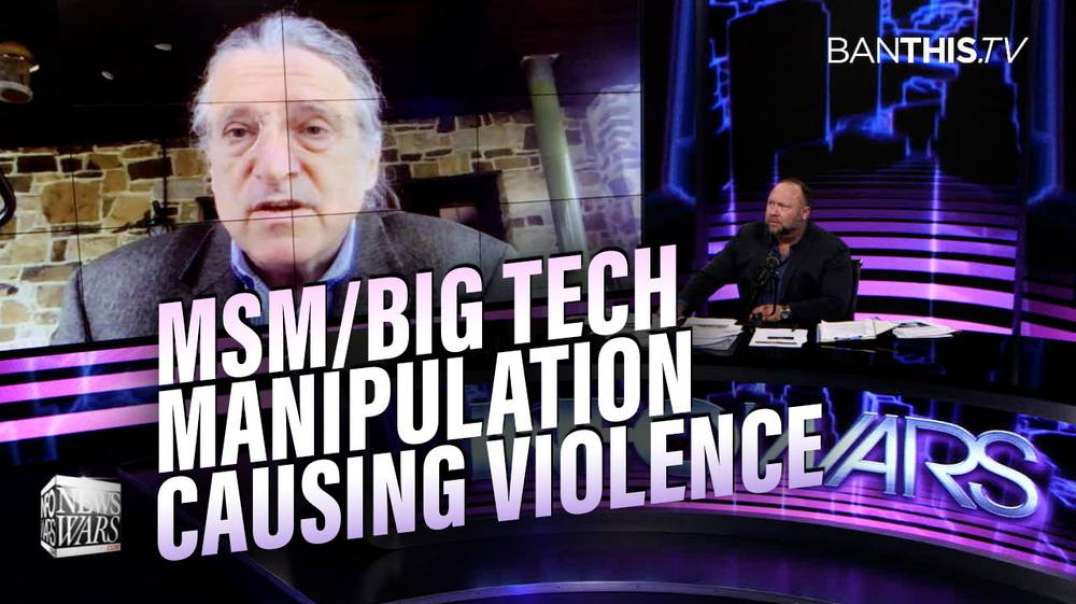 Attorney Exposes MSM/Big Tech Information Manipulation Causing Violence
