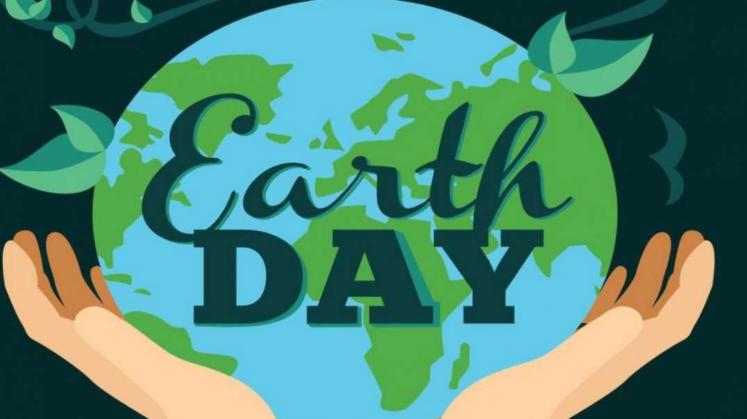 EARTH DAY - WE HATE THE WORLD
