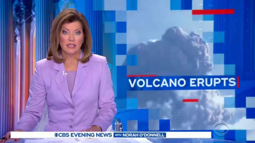 you have two choices die from the vaccine or die from the volcano