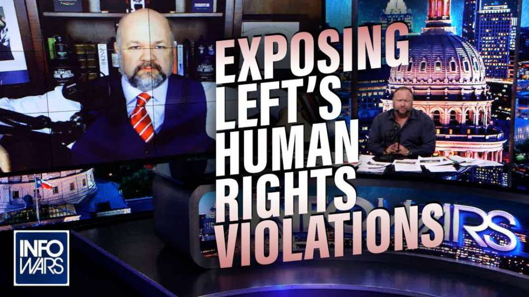Constitutional Attorney Exposes Authoritarian Left Violating Human Rights