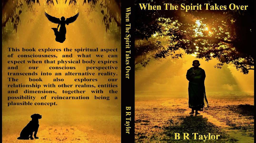 New book 'When The Spirit Takes Over'.