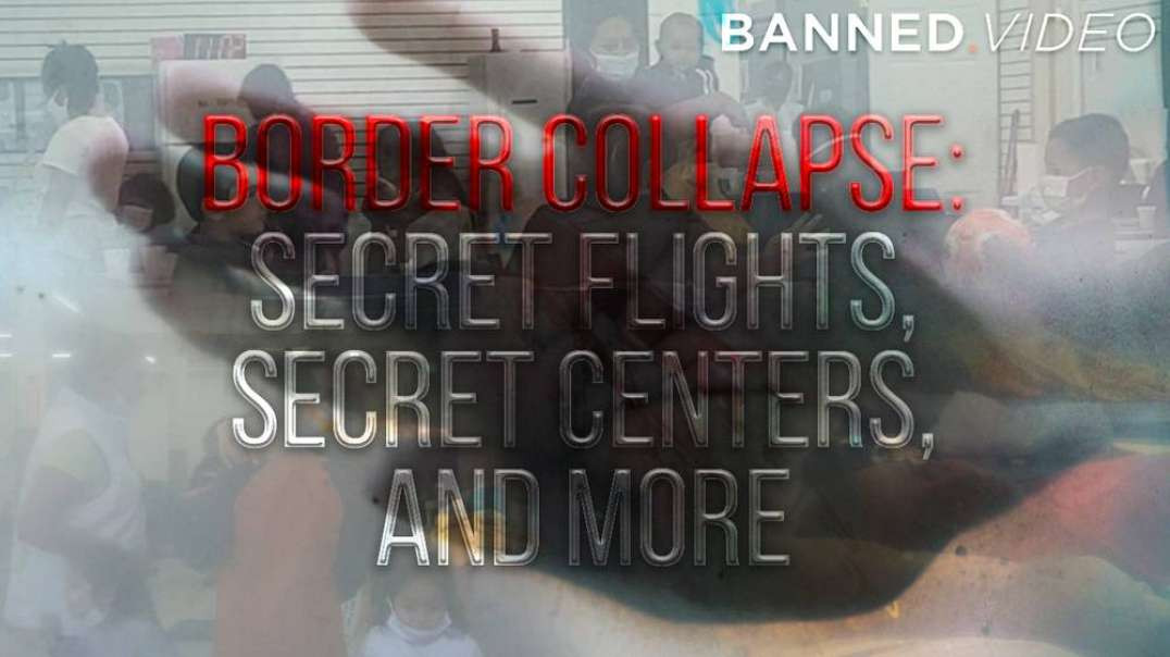 EMERGENCY SATURDAY BROADCAST: Reporters Discover Secret Flights, Secret Centers, And More!