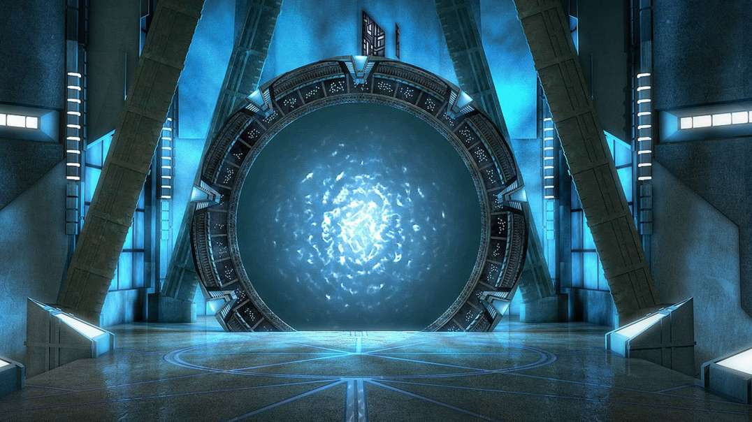 REEL TO REAL WAKE UP. Episode 1. Stargate