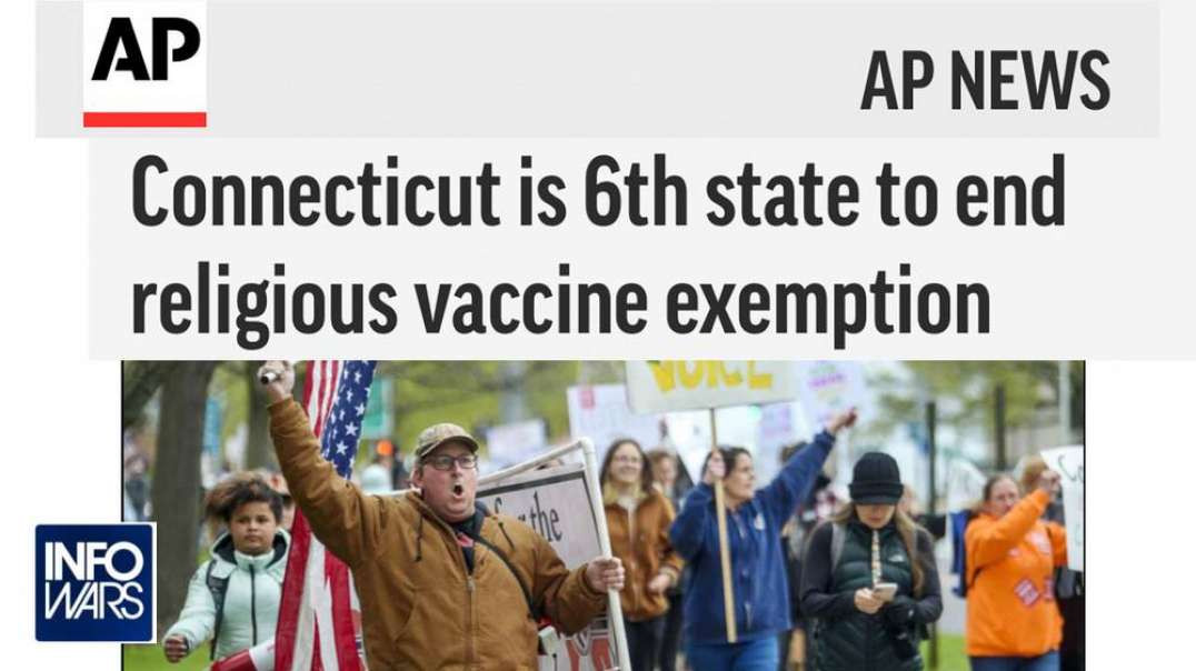 Connecticut is 6th State to End Religious Vaccine Exemption
