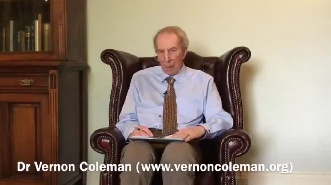 TIME IS RUNNING OUT - WE MUST ACT NOW! (DR VERNON COLEMAN)