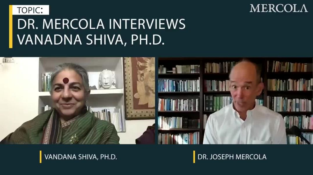 The Empires of Gates - interview with Vandana Shiva, Ph