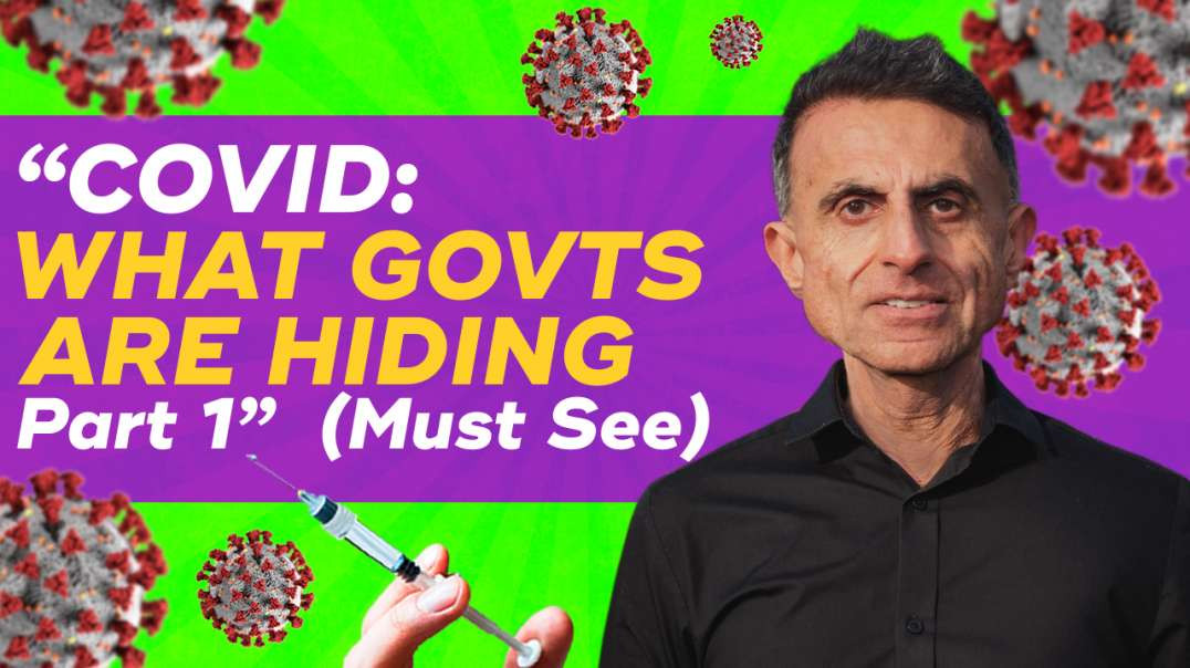 Covid 19 - Nothing but the Truth video series part 1 (MUST SEE)