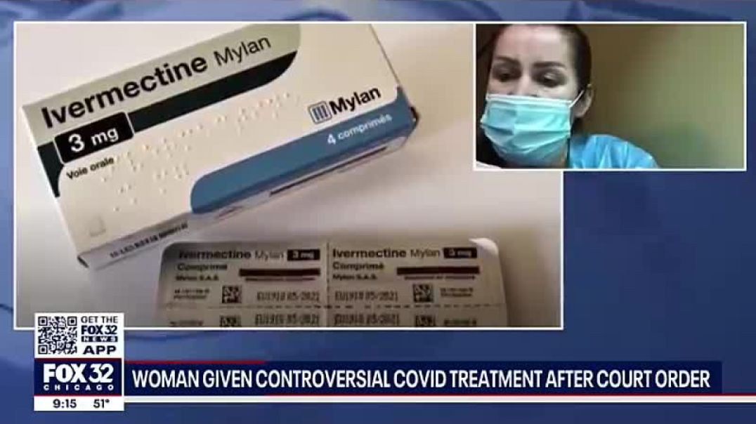 Corrupt, evil hospital would rather let patient die than treat her with IVERMECTIN