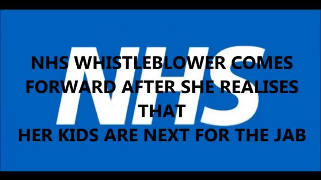 NHS Staff Are Speaking Out  now They have Realise the Goverment Are Coming For Their sons & daug