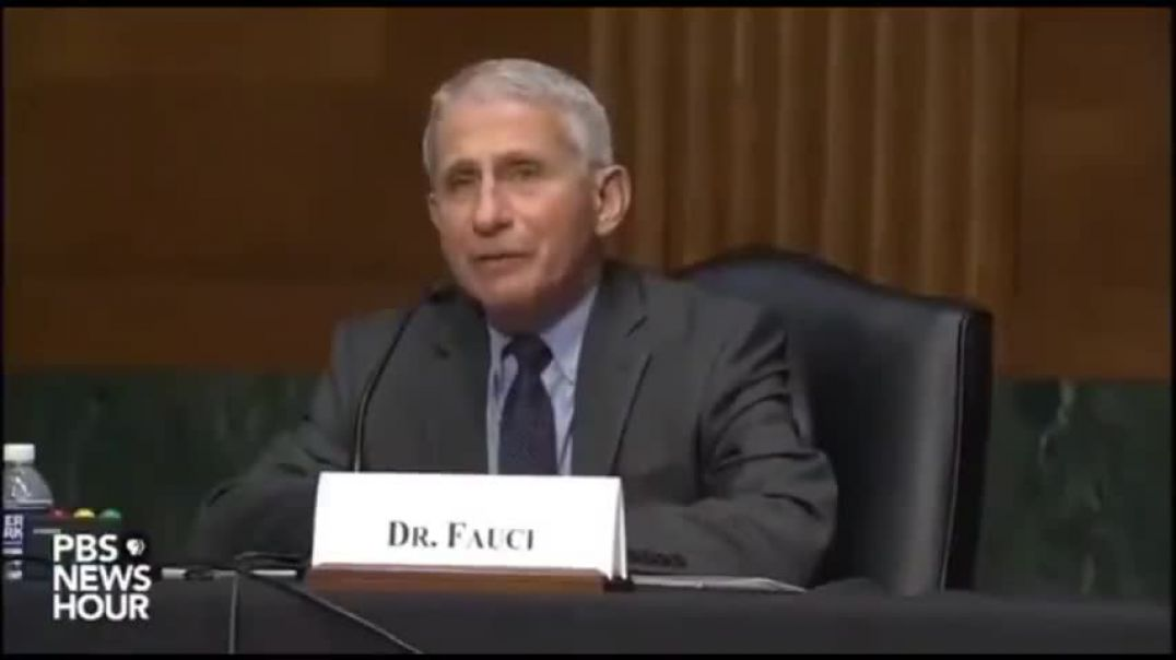 HYPOCRITES Almost half of the employees under Fauci and under the FDA have NOT gotten the Covid vax