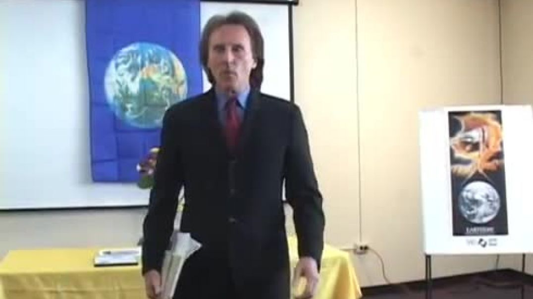 Gary Null - Speaks to U.N. on Earth Day (Part 1 of 2)