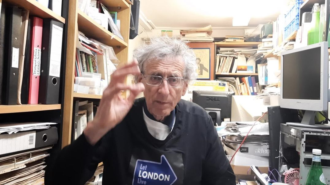Piers Corbyn reports on 15 May great rallies