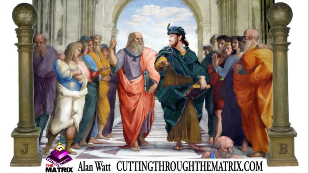Alan Watt THE GUARDIAN CLASS on the AJ Show June 26, 2007 ~Cutting Through the Matrix