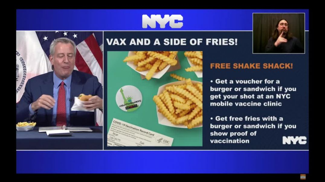 VAX & A SIDE OF FRIES