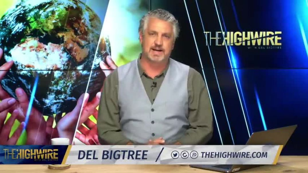 """Dr. Zach Bush with Del Bigtree 