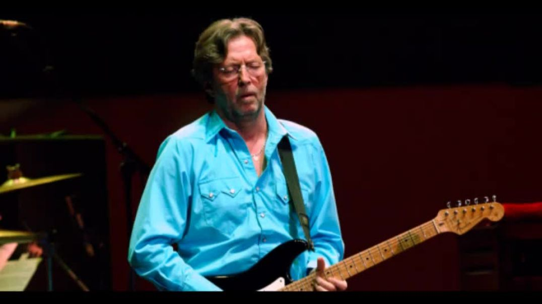 Eric Clapton after the COVID JAB - I should never have gone near the NEEDLE!