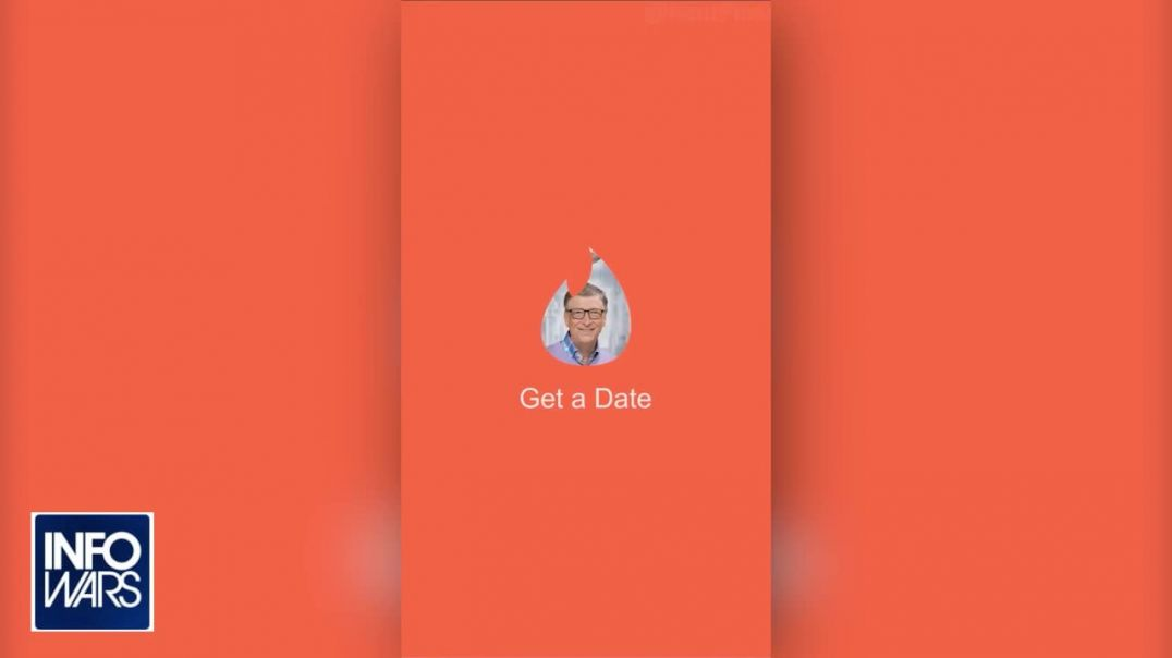 Bill Gates Gets A Tinder Date