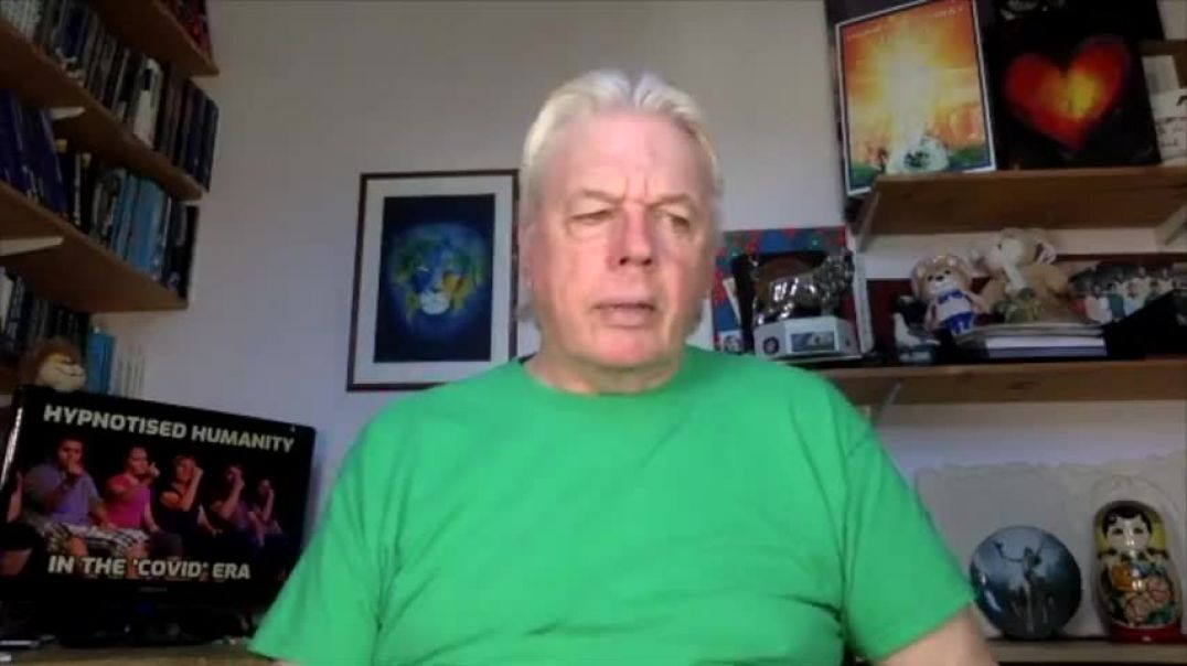 Hypnotised Humanity In The Covid Era - David Icke Dot-Connector Videocast