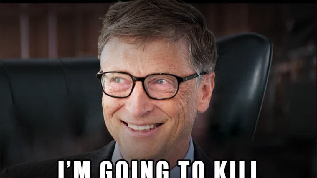 Is Bill Gates the Ultimate Bond Villain?    Discuss...