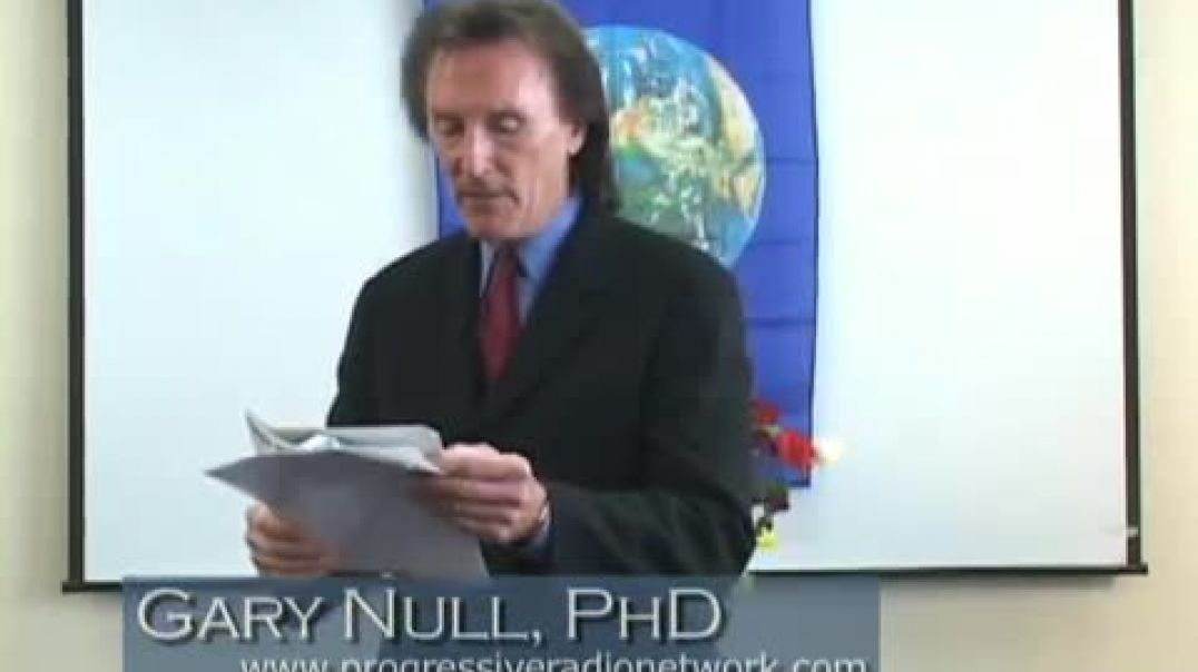Gary Null - Speaks to U.N. on Earth Day (Part 2 of 2)