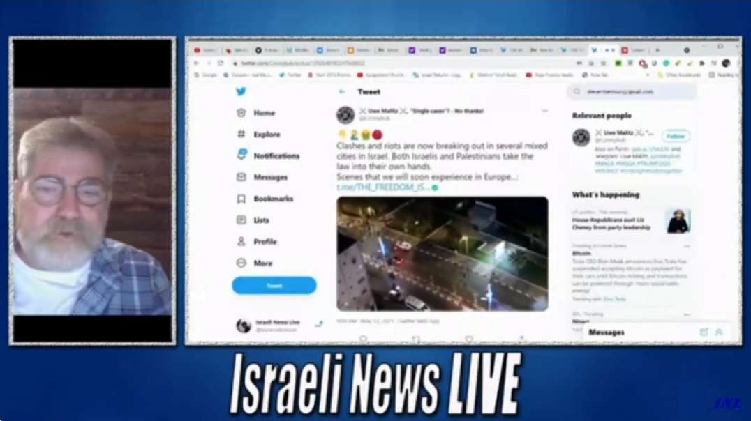 Are Israel's Attacks Being Staged?
