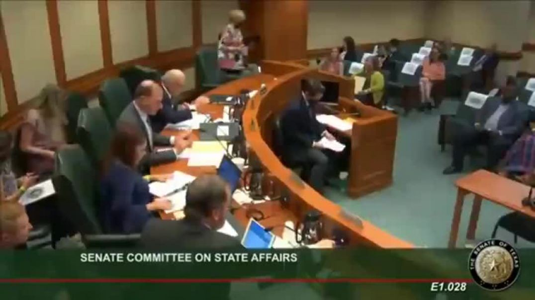 DOCTORS TESTIFY BEFORE TEXAS STATE SENATE TO OPPOSE MANDATORY COVID SHOTS