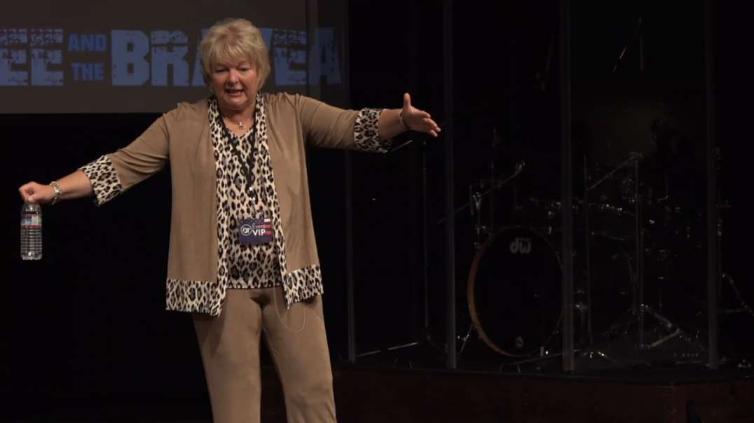 Dr Sherrie Tenpenny 22/5/21 - Free and the Brave Conference