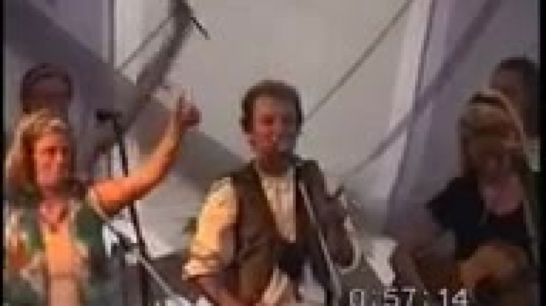 music video(-English Folk) General Ludd by Seize the Day with lyrics-live recording