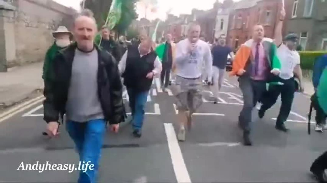 "IRELAND: ""Stand up for Your Rights"""