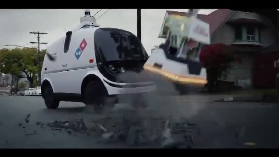 Domino's Launch Driverless Delivery. No Jobs Coming Soon.