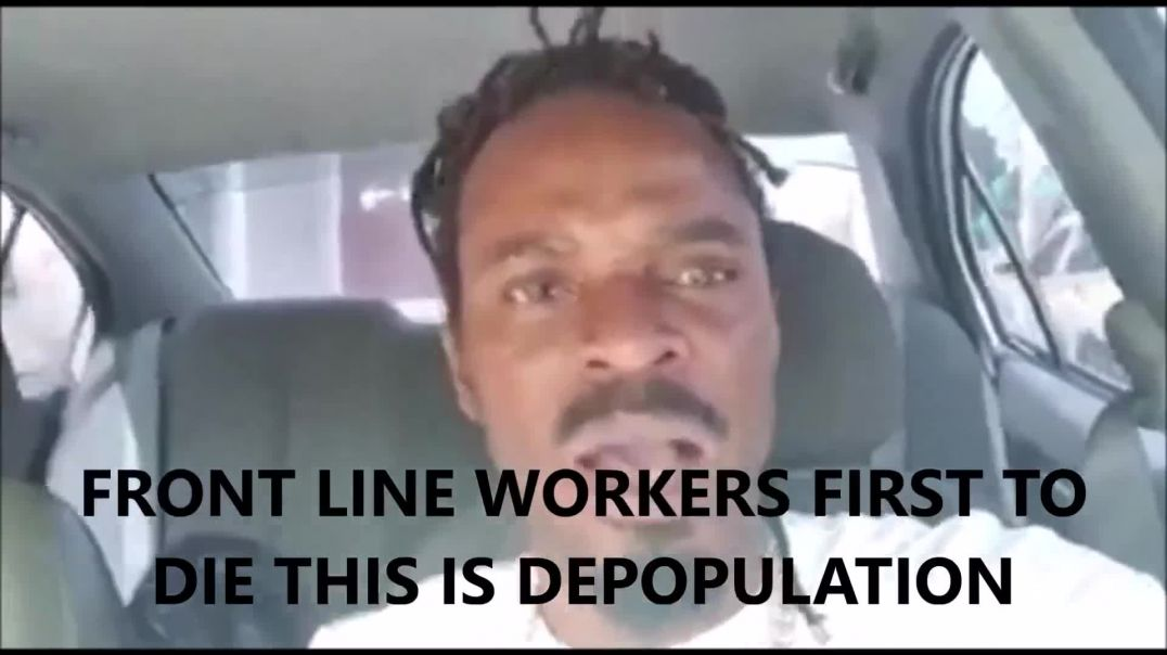 La Lewis Warning The FrontLine Workers Are LAMBS To The SLAUGHTER