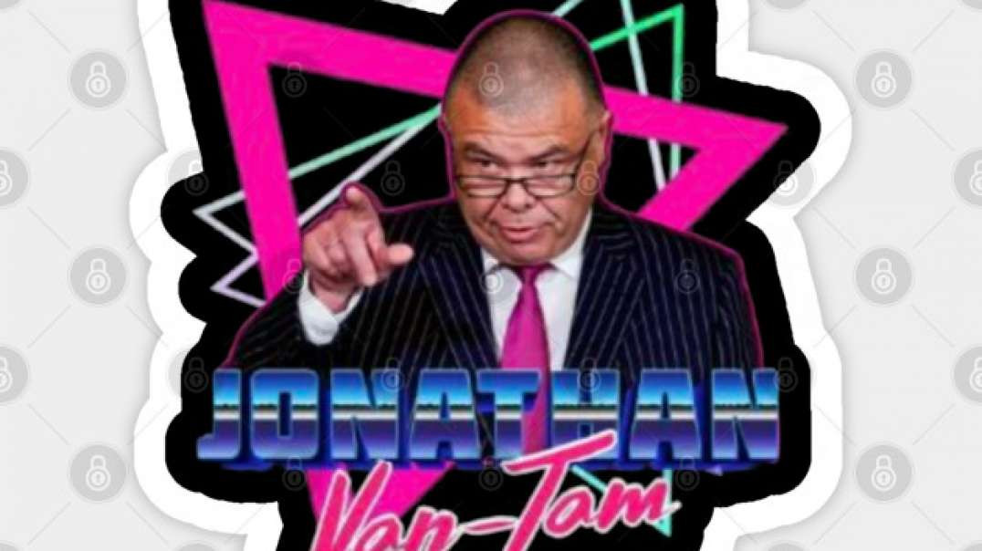 Pot Bellied Jonathan Van Tam continues lying and fooling the sheeple into getting VACCINATED
