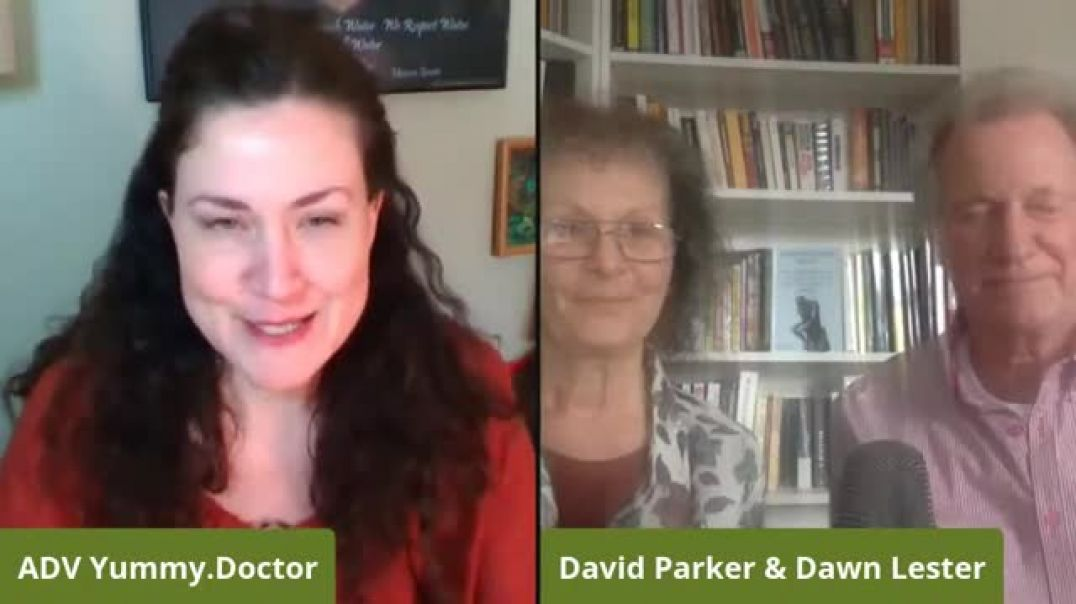 Amandha Vollmer Interviews Dawn Lester & David Parker.