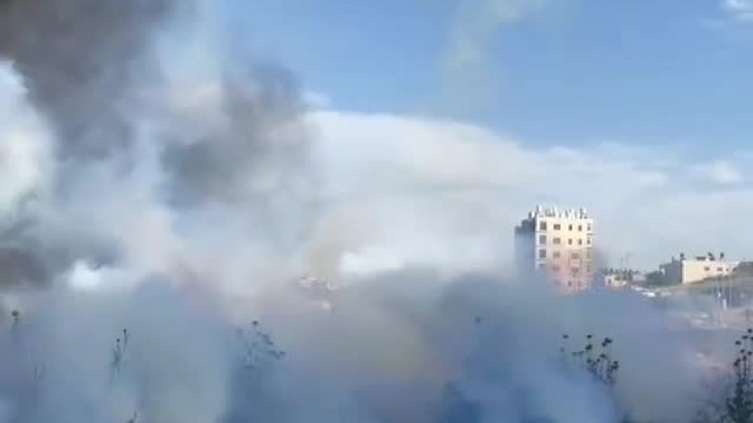 Israelis Use New Drone Technology To Gas Palestinians