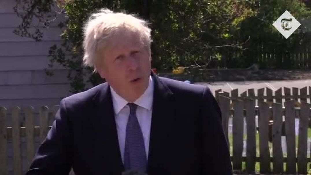 Boris says Indian Variant will NOT derail the easing of lockdown rules