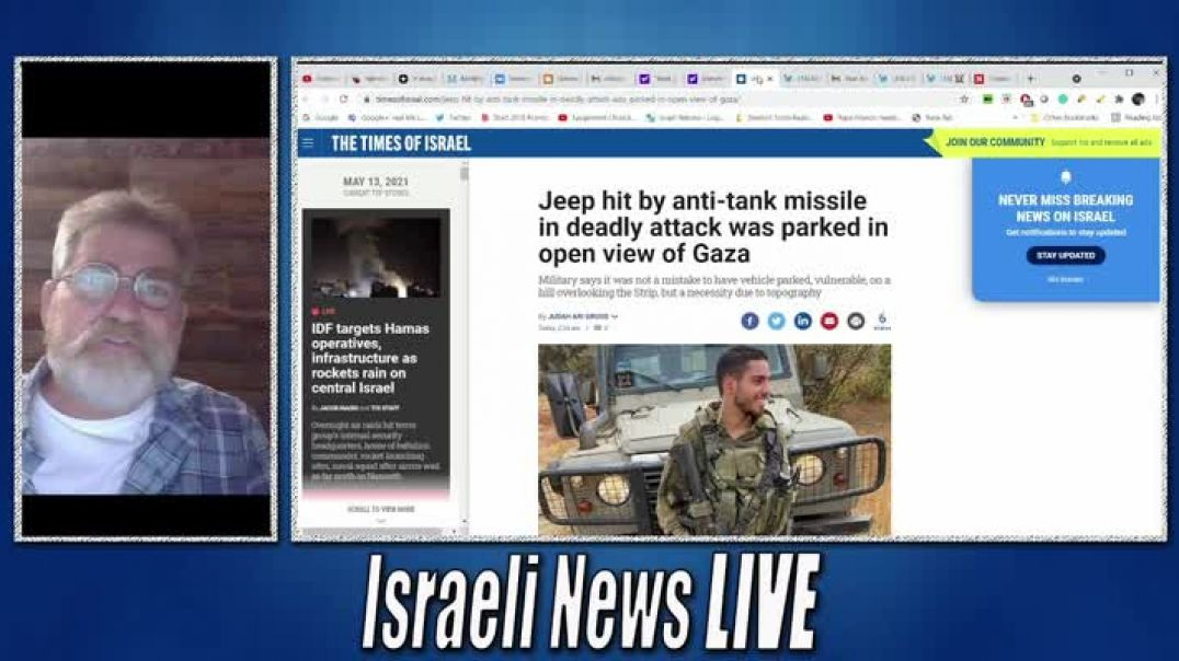⁣Israel's Attacks are Staged by the Elite