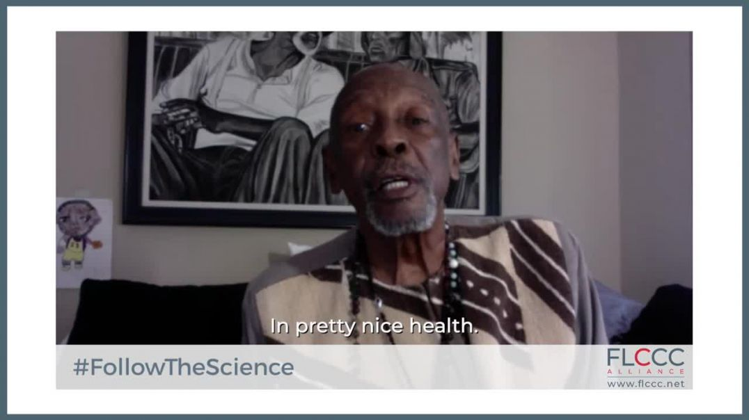 Louis Gossett Jr & Dr Kory Tell Success Stories about Ivermectin conquering  Covid Listen Up!