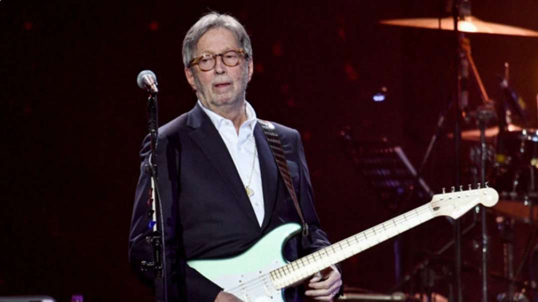 Rock Legend Eric Clapton Blasts Vaccine Safety 'Propaganda'