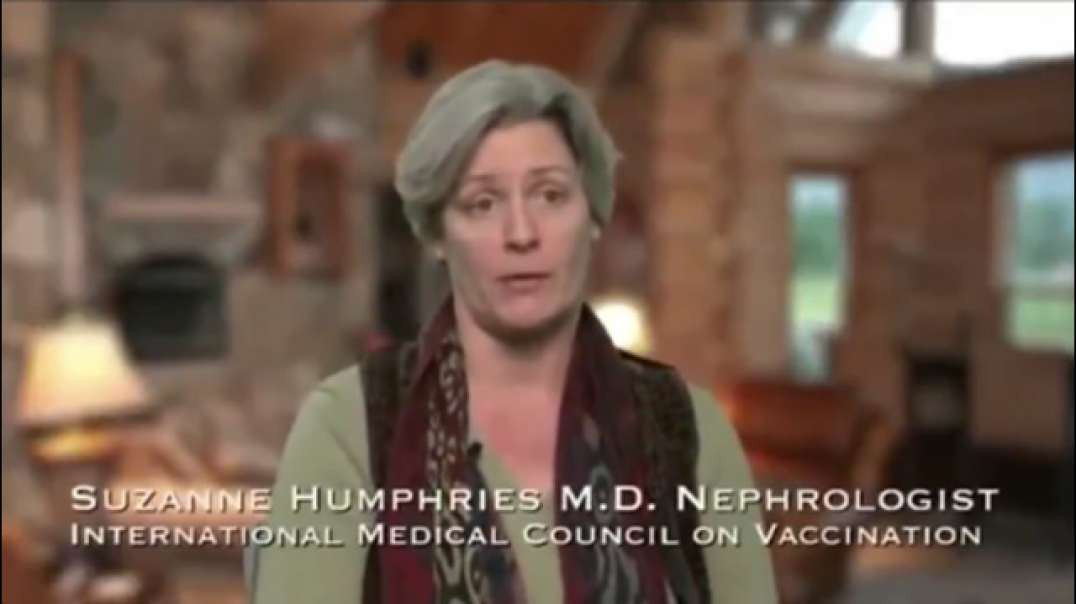 The Brilliance of Dr Suzanne Humphries on The Dangers of Vaccines