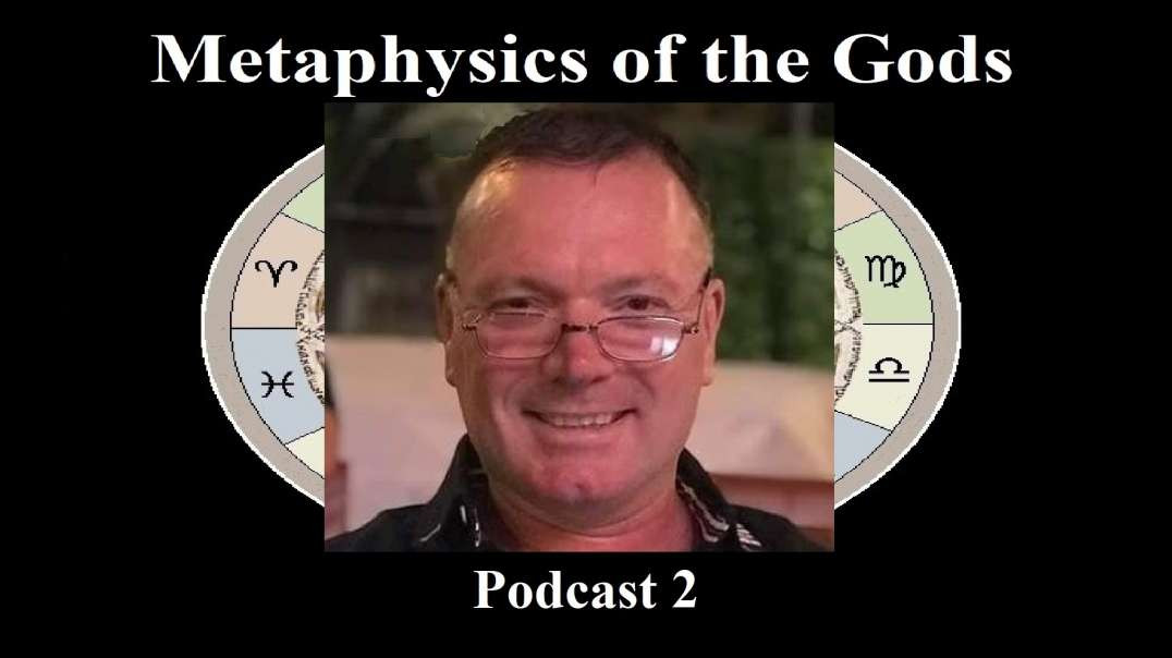 Podcast 2. From Jupiter to Saturn. (Metaphysics of the Gods)