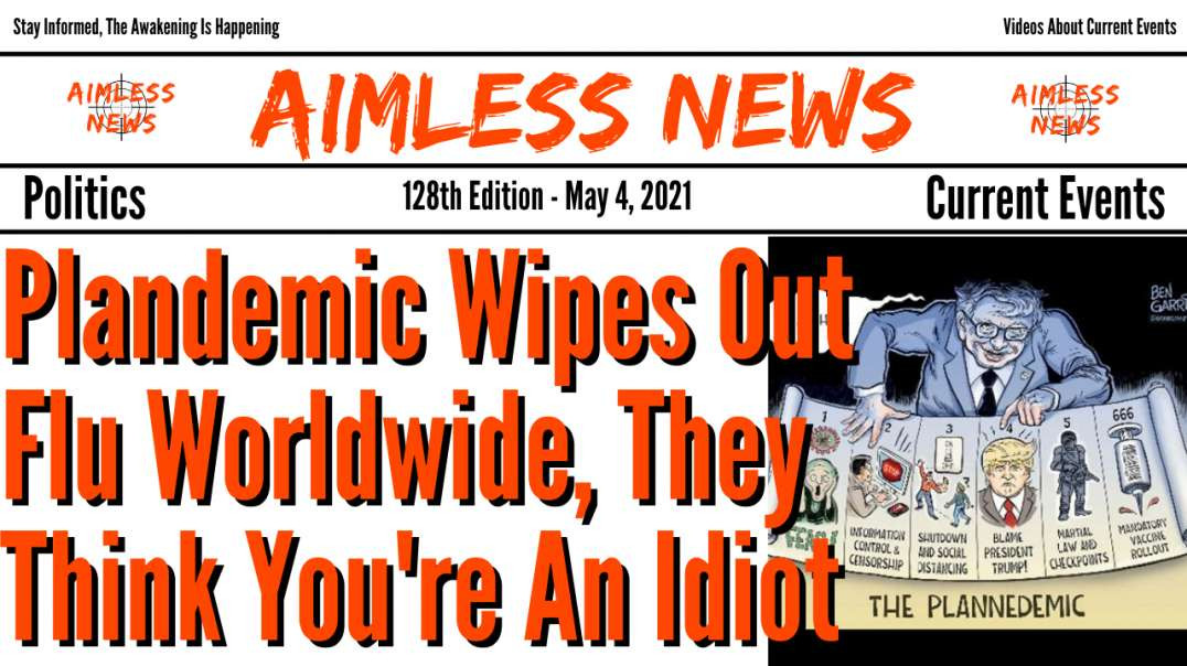 Plandemic Wipes Out Flu Worldwide, They Think You're An Idiot - Florida Wide Open