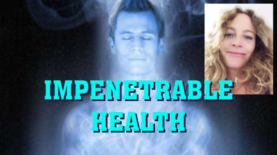 Guided Meditation   IMPENETRABLE HEALTH   strengthen your etheric field   heal   STOP ALL DISEASE