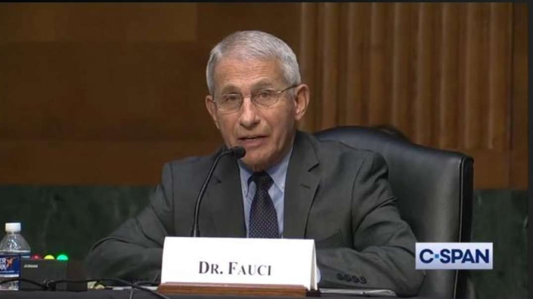 SENATOR RAND PAUL GRILLS DR. FAUCI OVER RESEARCH FUNDING OF WUHAN LAB