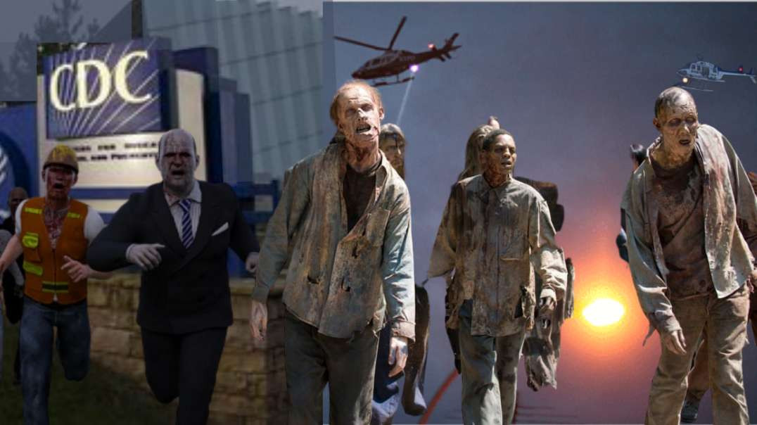 COVID Vaccines and PCR Tests Are Slowly Creating Worldwide Zombies